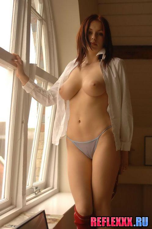 Фото полной девушки голой